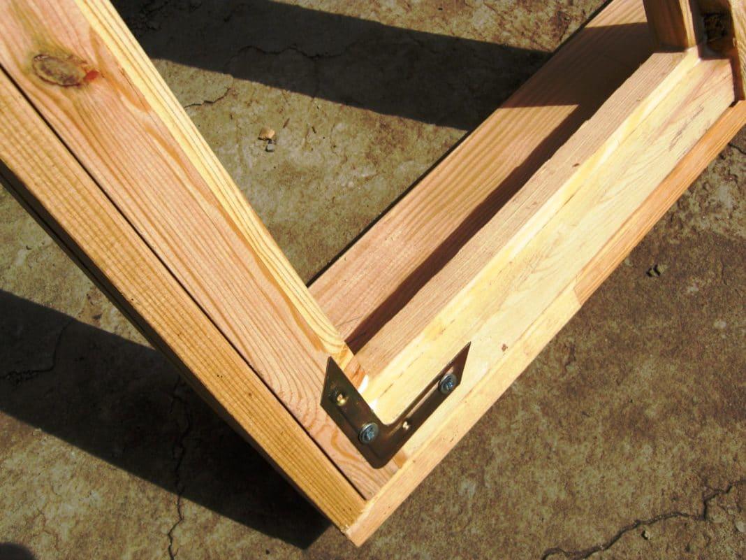 Как сделать самому деревянное окно