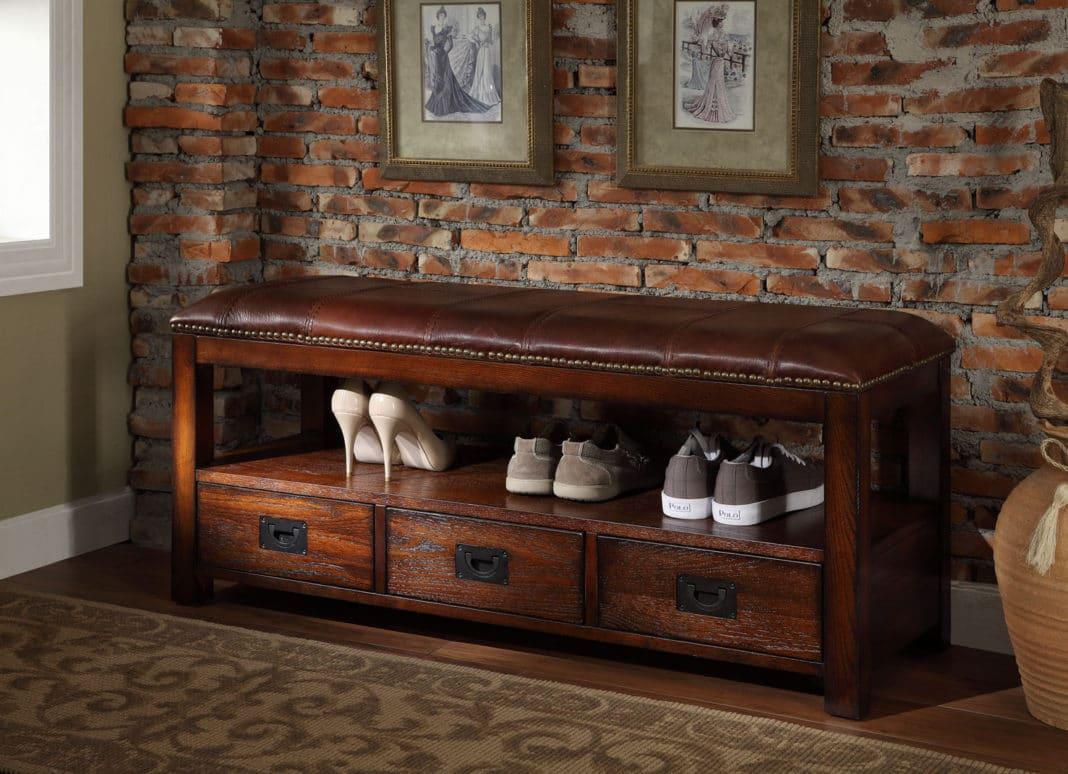 Комод для обуви в прихожую своими руками из дерева