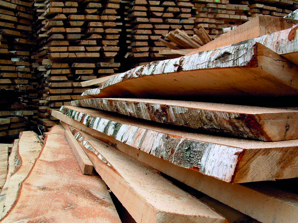 Усушка древесины