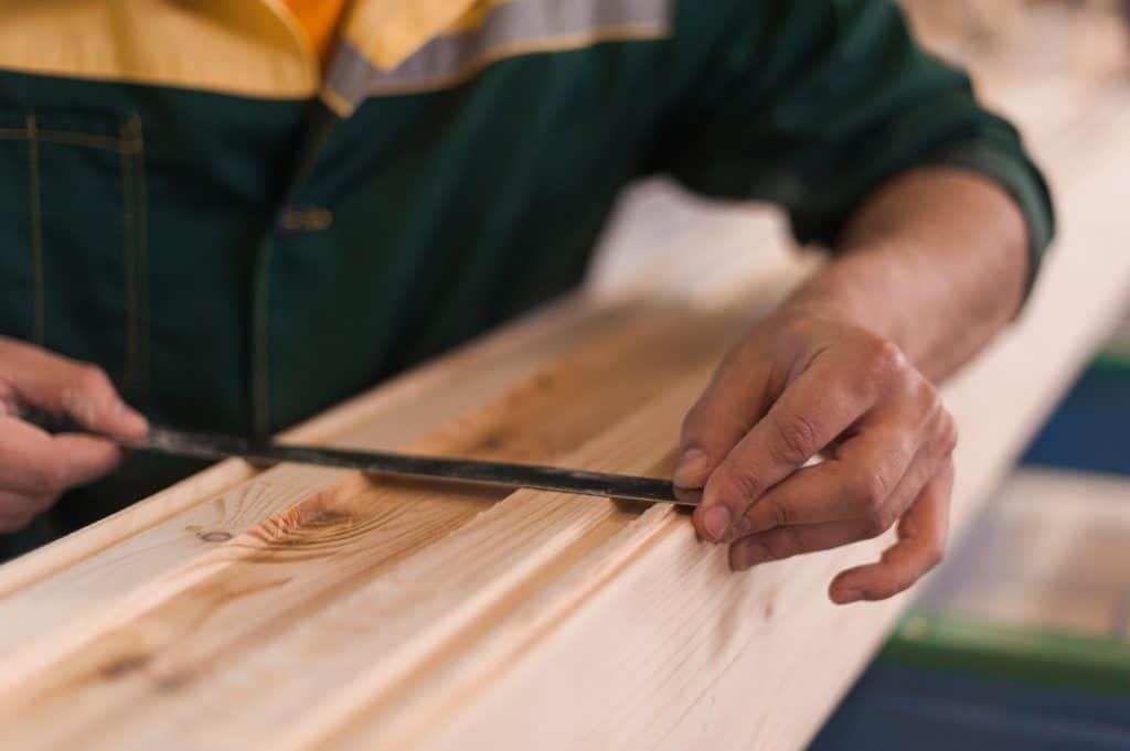 Изготовление деревянных деталей