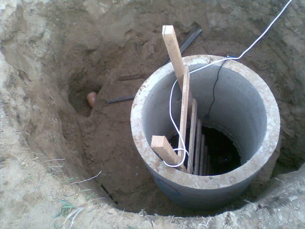 Строительство трубчатого колодца