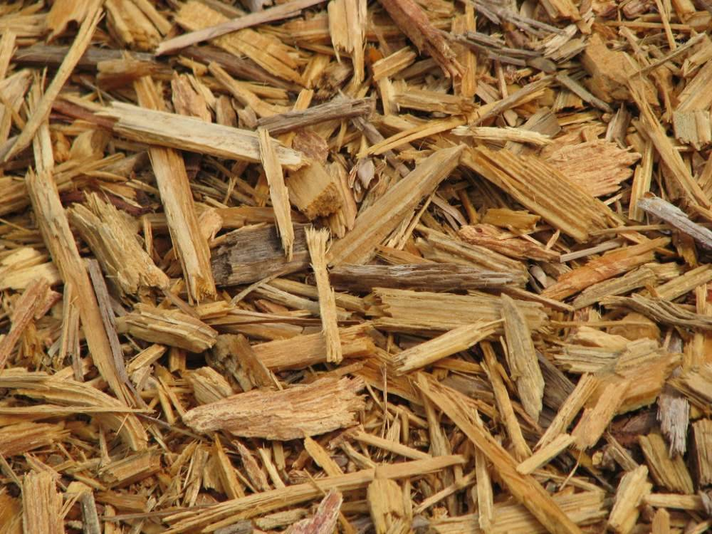 Деревянный мусор
